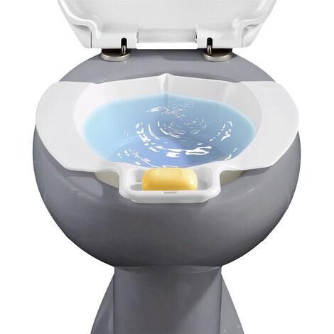 Bidet-Einsatz Sitzbäder Toiletteneinsatz Bidetbecken Sitzbad Intimwaschung