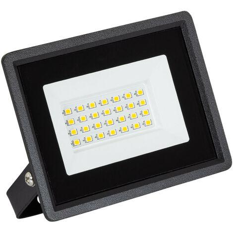 Foco Proyector LED 20W 110lm/W Solid Blanco Frío 6000K . - Blanco Frío 6000K