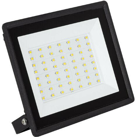 Foco Proyector LED 50W 110lm/W Solid Blanco Frío 6000K   - Blanco Frío 6000K