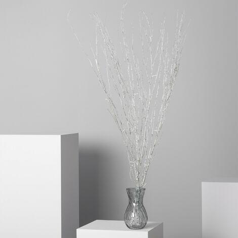 Ramas Decorativas LED con Batería 1.2m Plata -  Plata