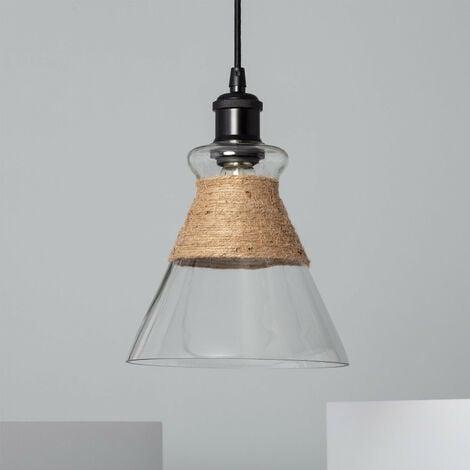 Lámpara Colgante Royesa Negro -  Negro