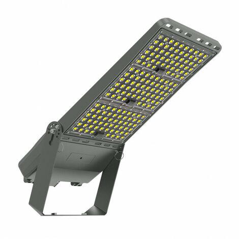 Foco Proyector LED 400W Premium 145lm/W MEAN WELL HLG Regulable DALI  85ºx135º  -  85ºx135º