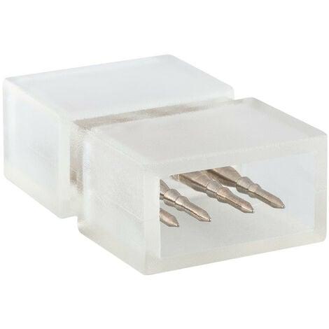 Conector Tira LED RGB 220V AC Corte cada 25cm/100cm