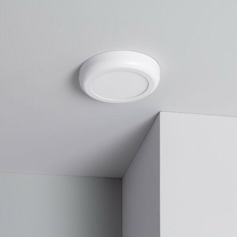 Plafón LED 12W Circular Design White Blanco Frío 6000K - 6500K - Blanco Frío 6000K - 6500K