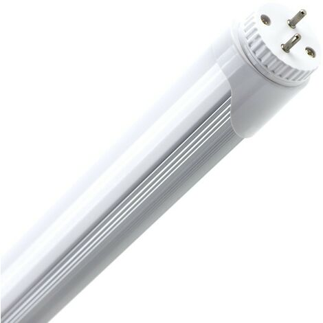 Tubo LED T8 900mm Conexión un Lateral 14W 110lm/W Blanco Frío 6000K - 6500K . - Blanco Frío 6000K - 6500K