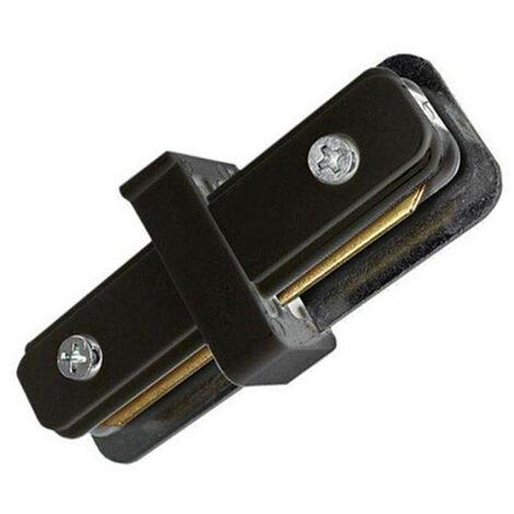 Conector Tipo I para Carril Monofásico UltraPower  Negro  -  Negro