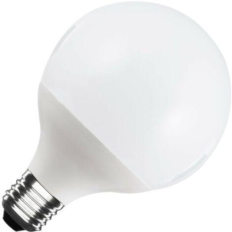 Bombilla LED E27 Casquillo Gordo G95 15W Blanco Frío 6000K - 6500K   - Blanco Frío 6000K - 6500K