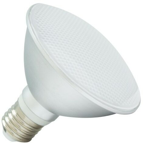 Bombilla LED E27 Casquillo Gordo PAR30 10W Waterproof IP65 Blanco Frío 6000K - 6500K   - Blanco Frío 6000K - 6500K