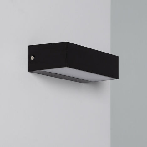 Aplique LED Galeo IP65 9W Iluminación doble cara Blanco Frío 6000K - Blanco Frío 6000K