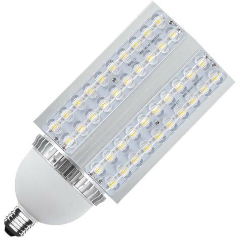Bombilla LED Alumbrado Público E27 Casquillo Gordo 40W Blanco Frío 5700K - 6200K   - Blanco Frío 5700K - 6200K