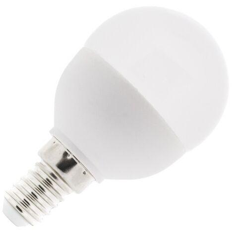 Bombilla LED E14 Casquillo Fino G45 12/24V 5W Blanco Frío 6000K - 6500K   - Blanco Frío 6000K - 6500K