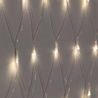 Malla de Guirnalda LED 3.6W 2m Blanco Cálido 2700K - Blanco Cálido 2700K