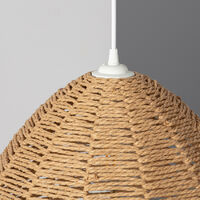 Lámpara Colgante Nabulo Natural -  Natural