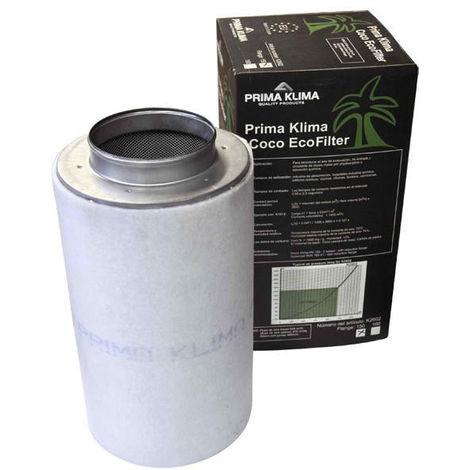 Filtre à charbon K2600 Mini 100/180 240m3/h flange 100mm - Prima Klima