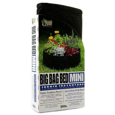 Big Bag Bed - Potager tissu géotextile - 61x21cm - 57l - Smart Pot