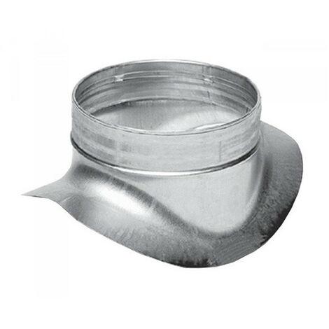 Piquage 200mm de gaine 125mm - Winflex ventilation