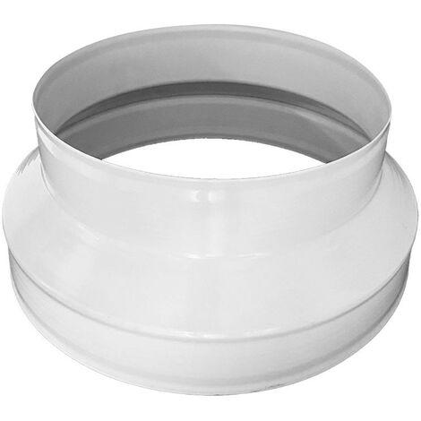 Réducteur métal 200-250 mm conduit ventilation