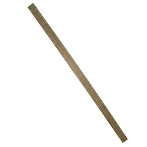 """6'x3""""x3"""" Green Incised Pressure Treated Fence Post (1800mm x 75mm x 75mm)"""
