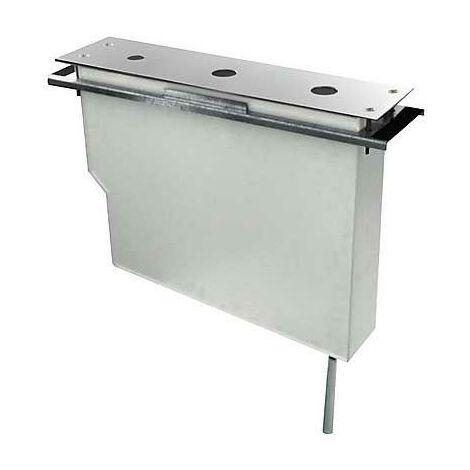 TRES 106245 Kit Depósito para Bañeras de Repisa