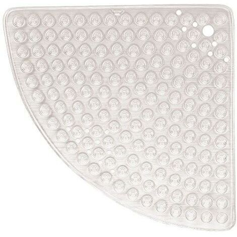 GEDY 9758580010 Alfombra antideslizante para ducha angular