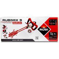 RUBI 25943 RUBIMIX-9 DUPLEX Mezclador Eléctrico 230v 50-60Hz