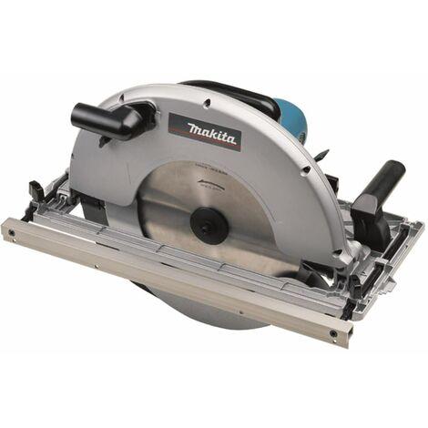 Makita Scie circulaire 5143R | 2 200 watts | Lame de scie HM | Profondeur de coupe 130 mm