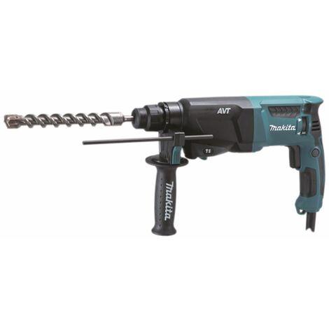 Makita Marteau perforateur SDS-Plus HR2601J | 26 mm | 800 watts