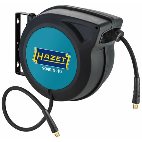 HAZET Enrouleur de tuyau d'air comprimé 9040N-10