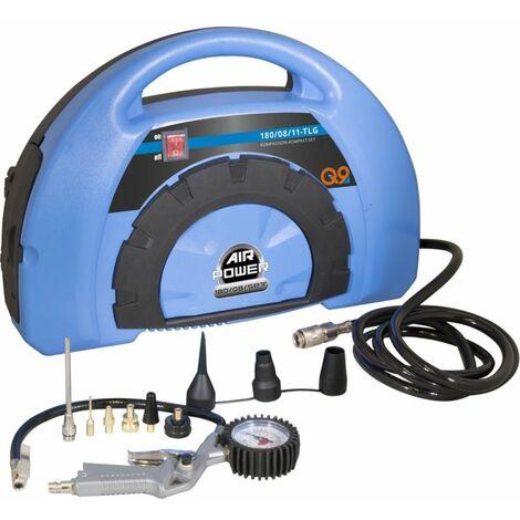 Güde Set compresseur d'air comprimé 180/08 avec accessoires