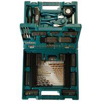 Makita Gamme d'outils de perçage Bits 200 pcs. | D-37194