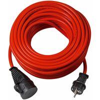 Brennenstuhl Câble d'extension Bremaxx IP 44 50m rouge AT N05V3V