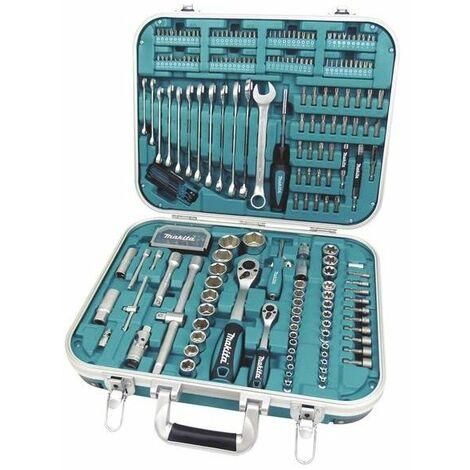 Makita P-90532 Set valigetta porta utensili con 227 pezzi