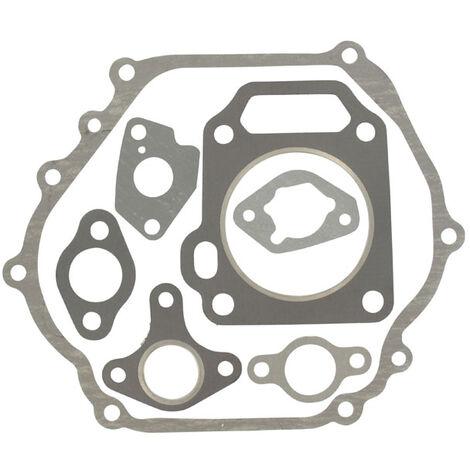 Juego de juntas motor HONDA para modelos GX270. Reemplaza original: 061A1-ZH9-405.