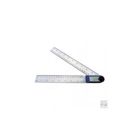 4 Couleurs Constructeurs Carpente Artisans Outil de Mesure Multi-Angles M/étrique en Plastique ABS pour Bricoleurs 4 Pi/èces Multi-Angle R/ègle Multi Angle Gabarit de Mesure