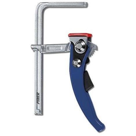 Serre-joint acier modèle TPAL PIHER 30810-30811-30812-30813 | 12 cm