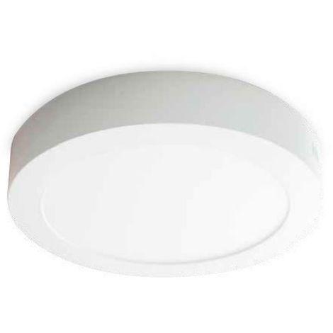 Downlight superficie Adana 18W 6000K blanco GSC 201005011