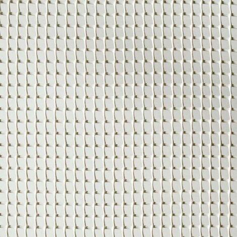 Rollo malla cadrinet blanco 1x5m 11x11mm