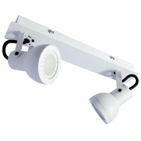 Focos GU10 HELI blanco CR 43-720-02-000