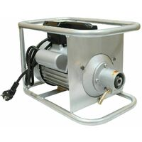 Varan Motors - ZN70FG45X12M Aguja vibradora, vibrador de hormigón eléctrico 2200W Ø45mm 12m - Negro