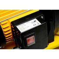 Varan Motors - TP03108 GRUPO DE PRESION 1200W 3800L/H CON DEPOSITO DE 20L - Amarillo