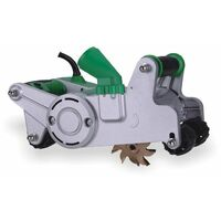 Varan Motors - JHS-1100 Rozadora con fresa - fresadora 1100W 1600rpm, anchura de ranura 25mm - Verde