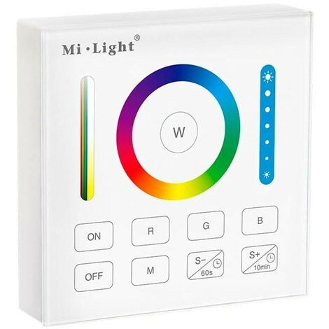 Panel inteligente Controlador Remoto RGB+CCT | Mi Light
