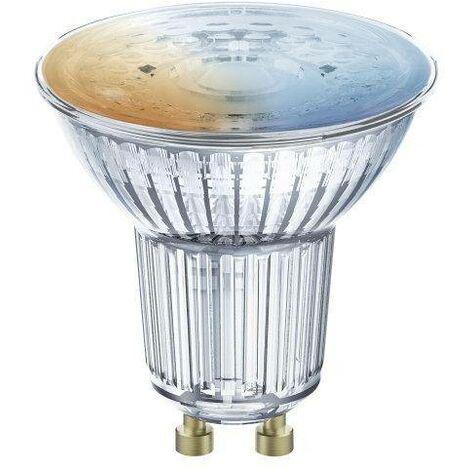Bombilla LED GU10 PAR16 SMART + WiFi CCT 5W LEDVANCE