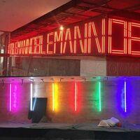 Tubo LED T8 120cm de colores 18 W | Azul