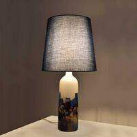 "Lámpara de mesa de cerámica ""CADAQUES"""