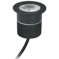 Foco LED empotrable suelo 4,5W 220V-AC IP67 | Blanco Cálido