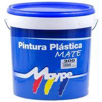 Pintura Plástica Mate 300 Moype | 15 L