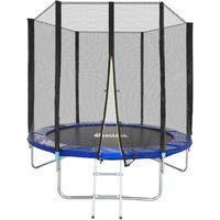 Trampoline Garfunky - trampoline d´extérieur, trampoline de jardin, trampoline enfant - 244 cm
