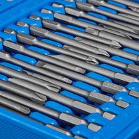 58/pi/èces outils TORX Kit tournevis flexible Douilles avec cl/é Nu/ß n/ü/ße avec tuyau flexible