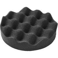 Set 18 Pièces Bonnets Éponges et Disque de Polissage Auto pour Polisseuse Rotative
